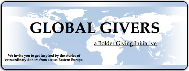 Global Givers: A Bolder Giving Initiative