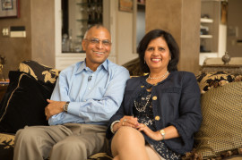 Rao and Satya Remala
