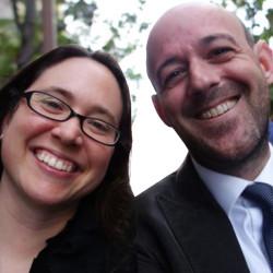 Craig Silverstein & Mary Obelnicki